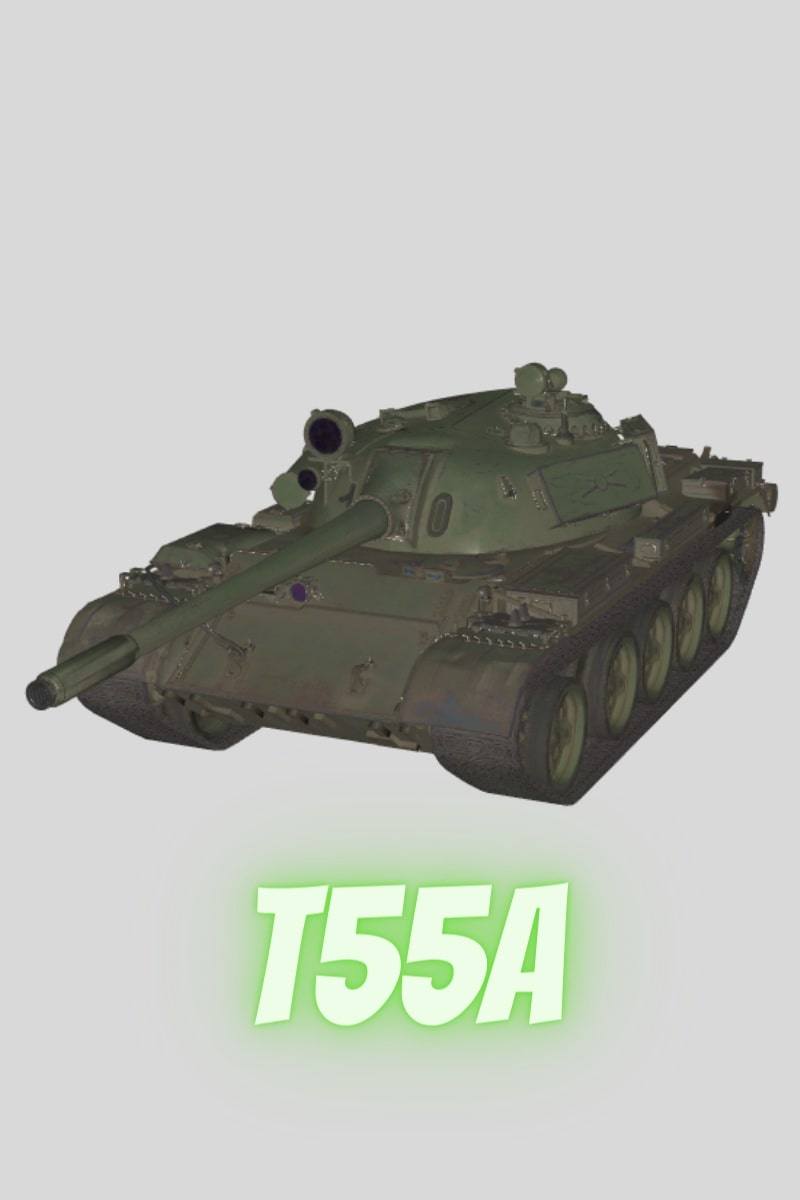 T 55A, Personal Missions, Boost