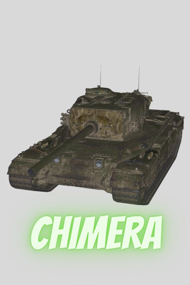 Chimera, Personal Missions, Boost