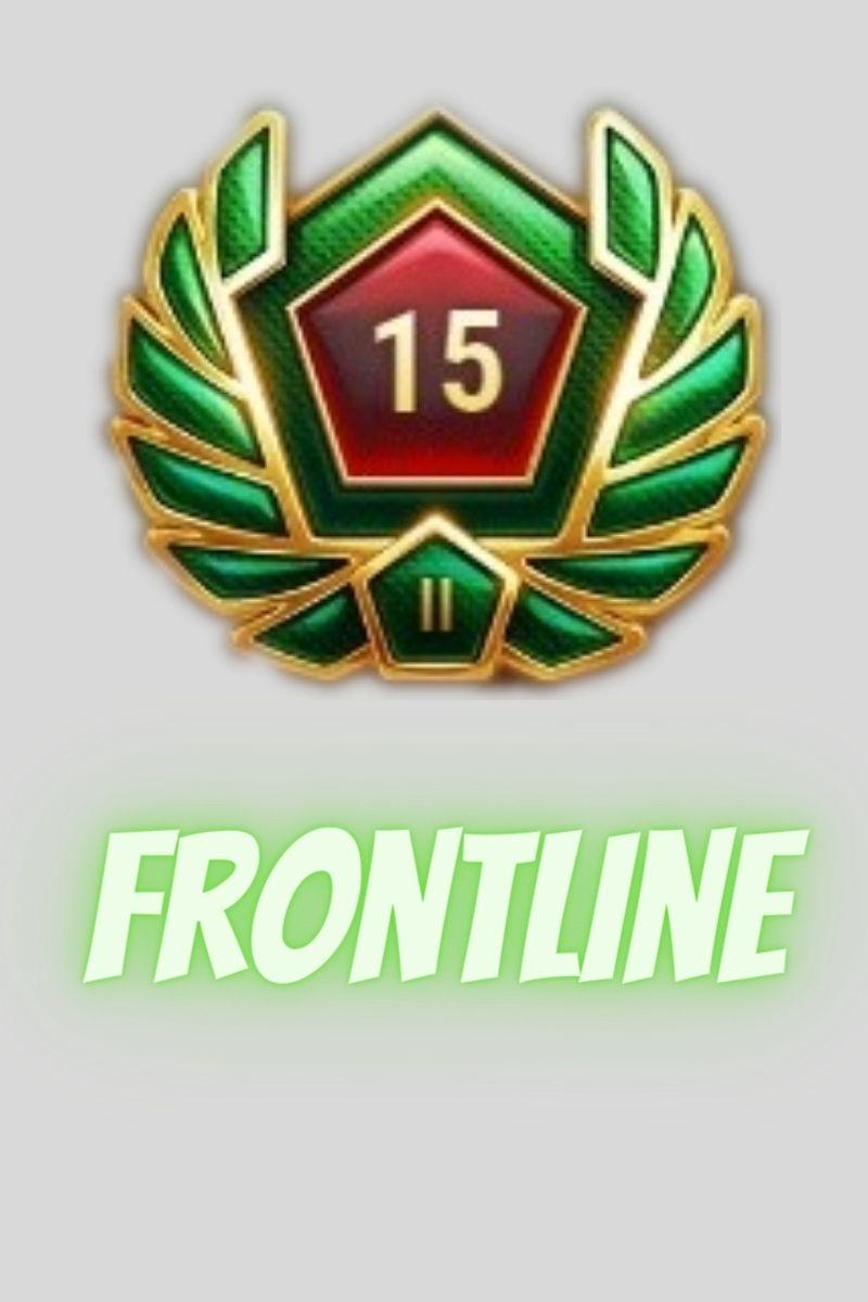 Frontline, Steel Hunter, WoT