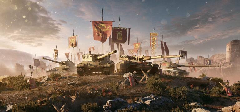 Italian heavy tanks