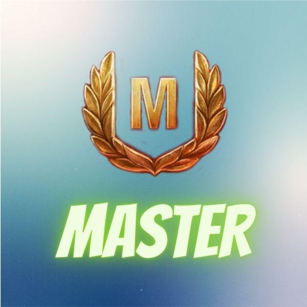 Mastery badge