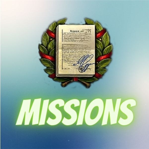 Personal missions