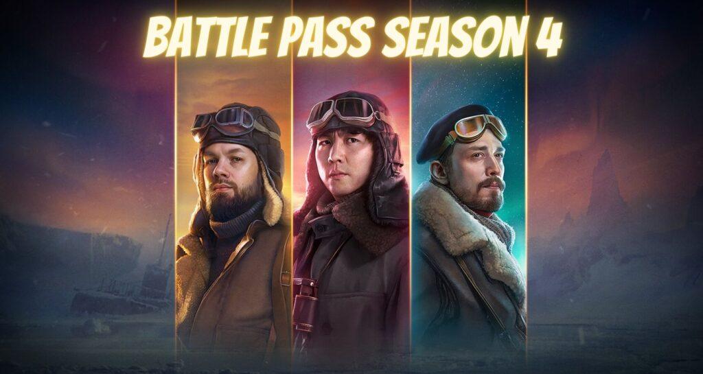 Battle Pass 4, WoT, WN8, Boost