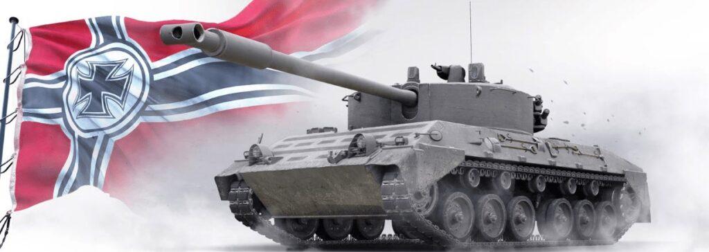 Kampfpanzer 07 RH